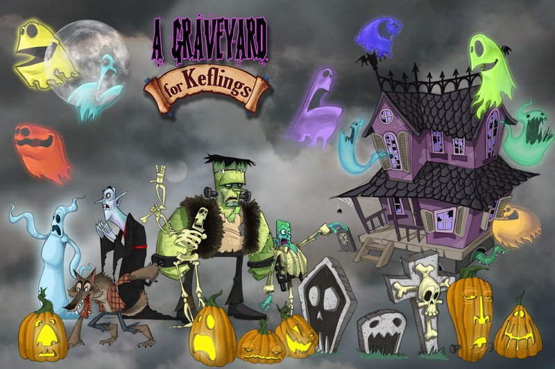 Graveyard for Keflings