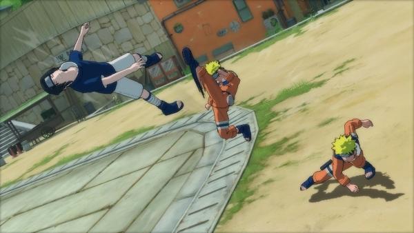 Naruto Shippuden Ultimate Ninja Storm Generations Kaizoku Tenshi