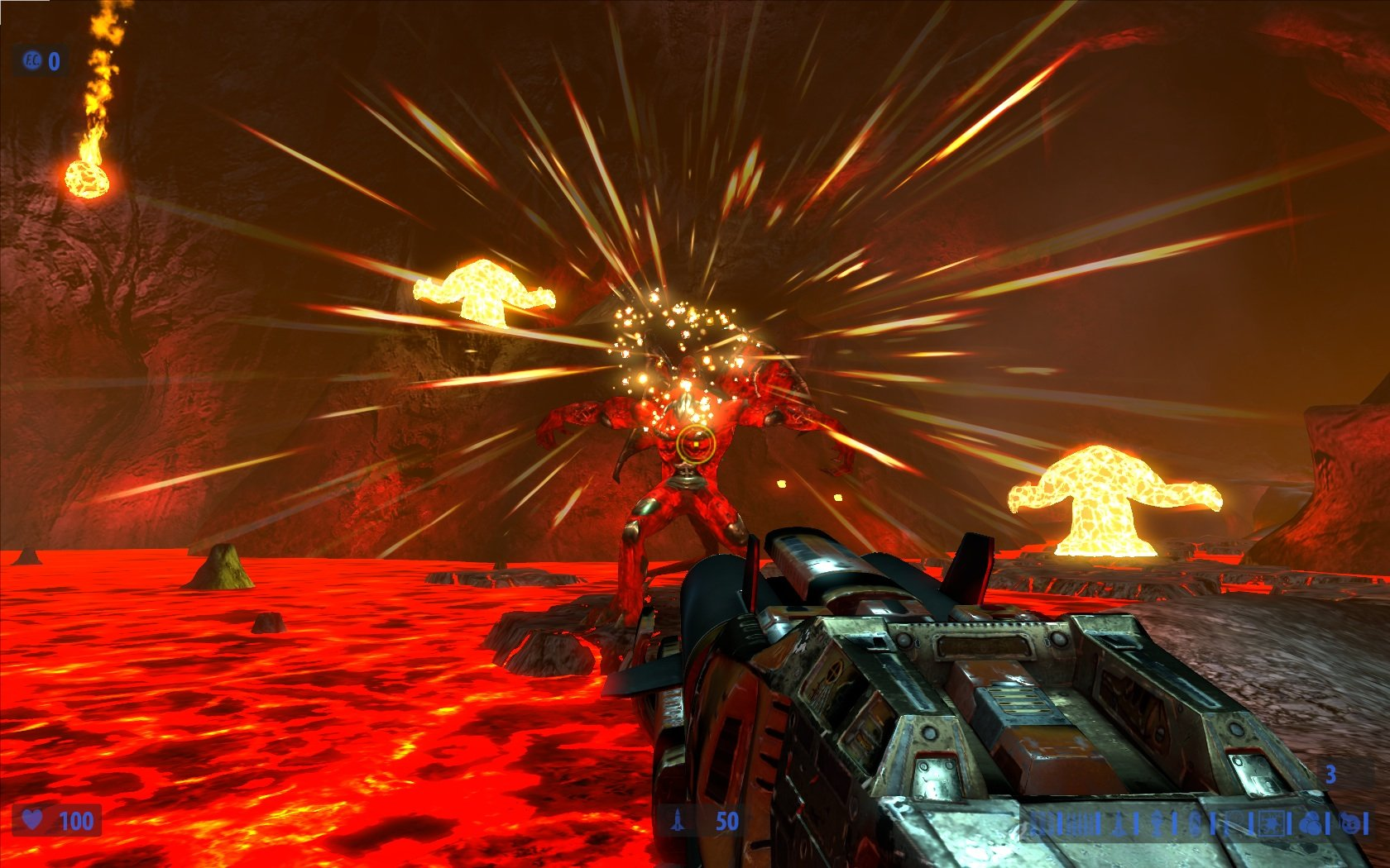 Second Encounter Screenshot 3