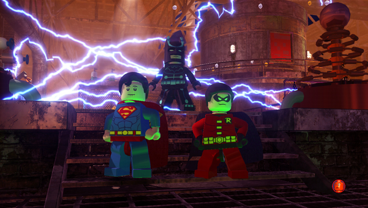 Lego Batman Screen 5