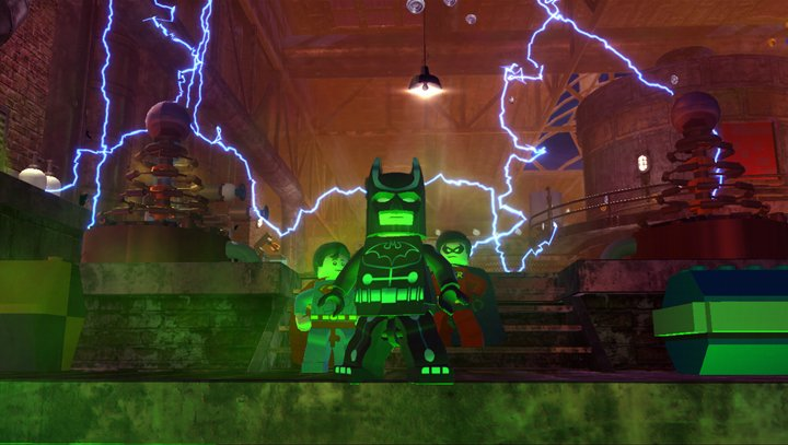 Lego Batman Screen 8
