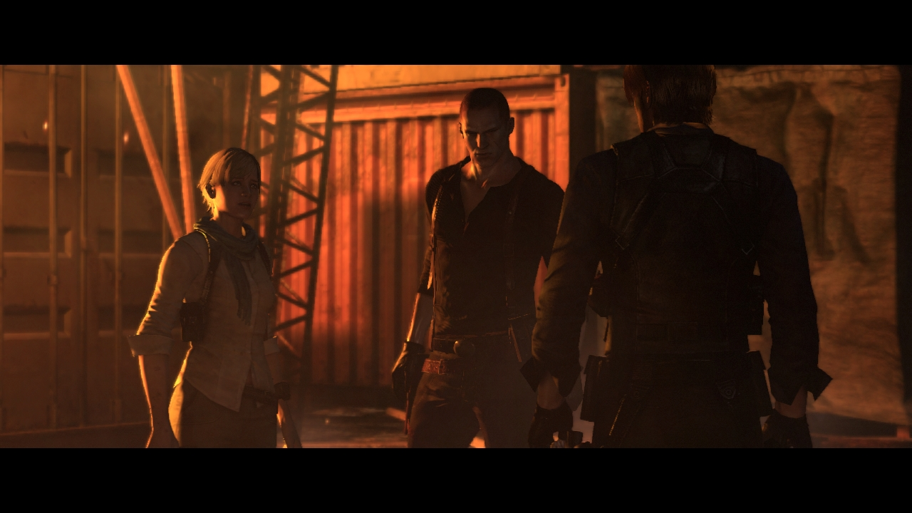 RE6 Captivate Screenshots