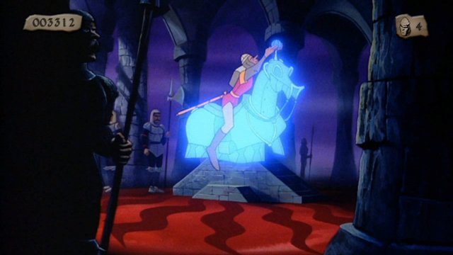 Dragon's Lair Screen 3