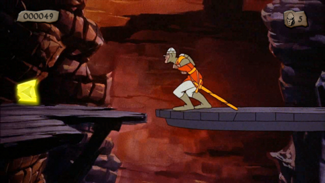 Dragon's Lair Screen 8
