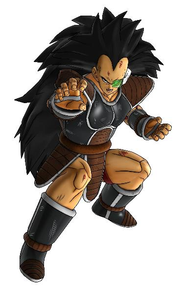 19/4/12 Artwork Raditz