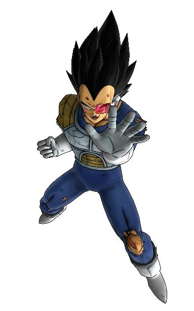 19/4/12 Artwork Vegeta