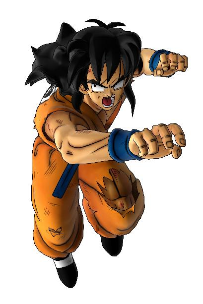 19/4/12 Artwork Yamcha