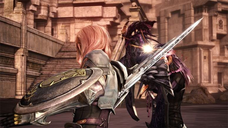 Final Fantasy XIII-2 Lightning DLC 1