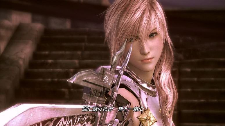 Final Fantasy XIII-2 Lightning DLC 3