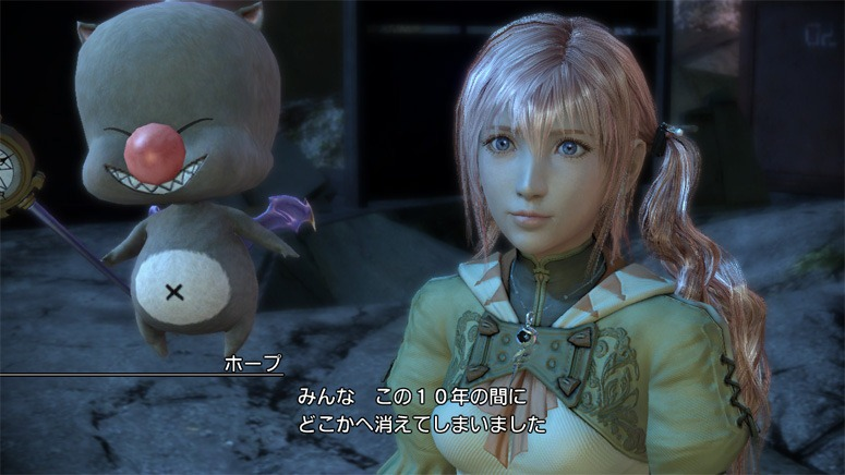 Final Fantasy XIII-2 Lightning DLC Costumes 4