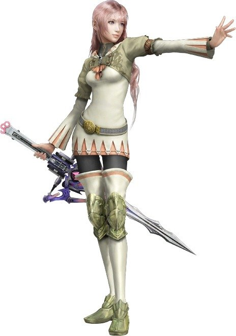 Final Fantasy XIII-2 Lightning DLC Costumes 6