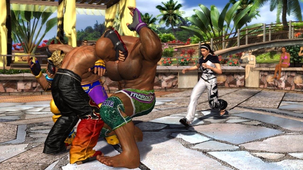Tekken Tag Tournament 2 Screenshots - 28 April 2014