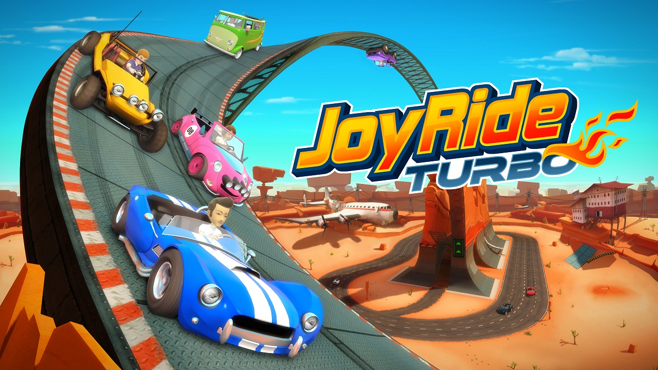 Joy Ride Turbo Screen 8