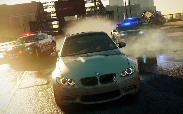 NFS: Most Wanted June 1st