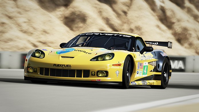 2011 Chevrolet #4 Corvette Racing ZRI