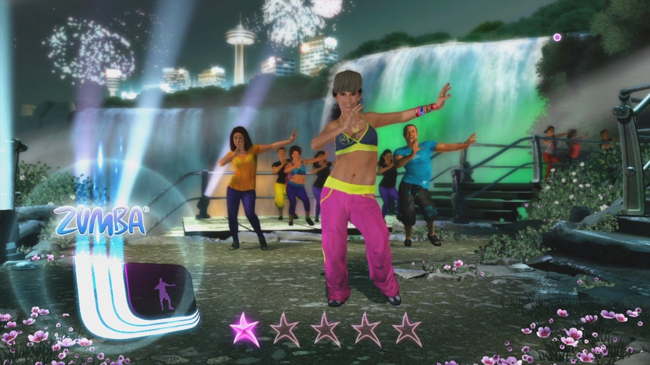 Zumba Fitness Core E3 Screenshots Gina06