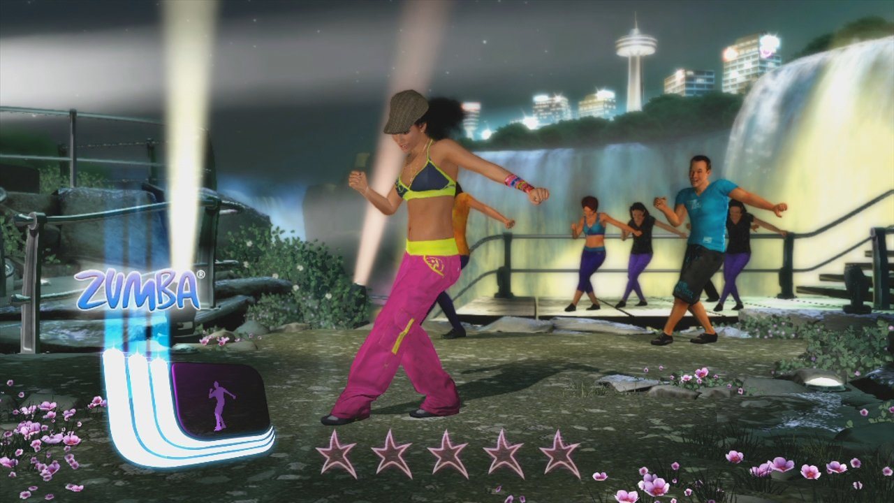 Zumba Fitness Core E3 Screenshots Gina07