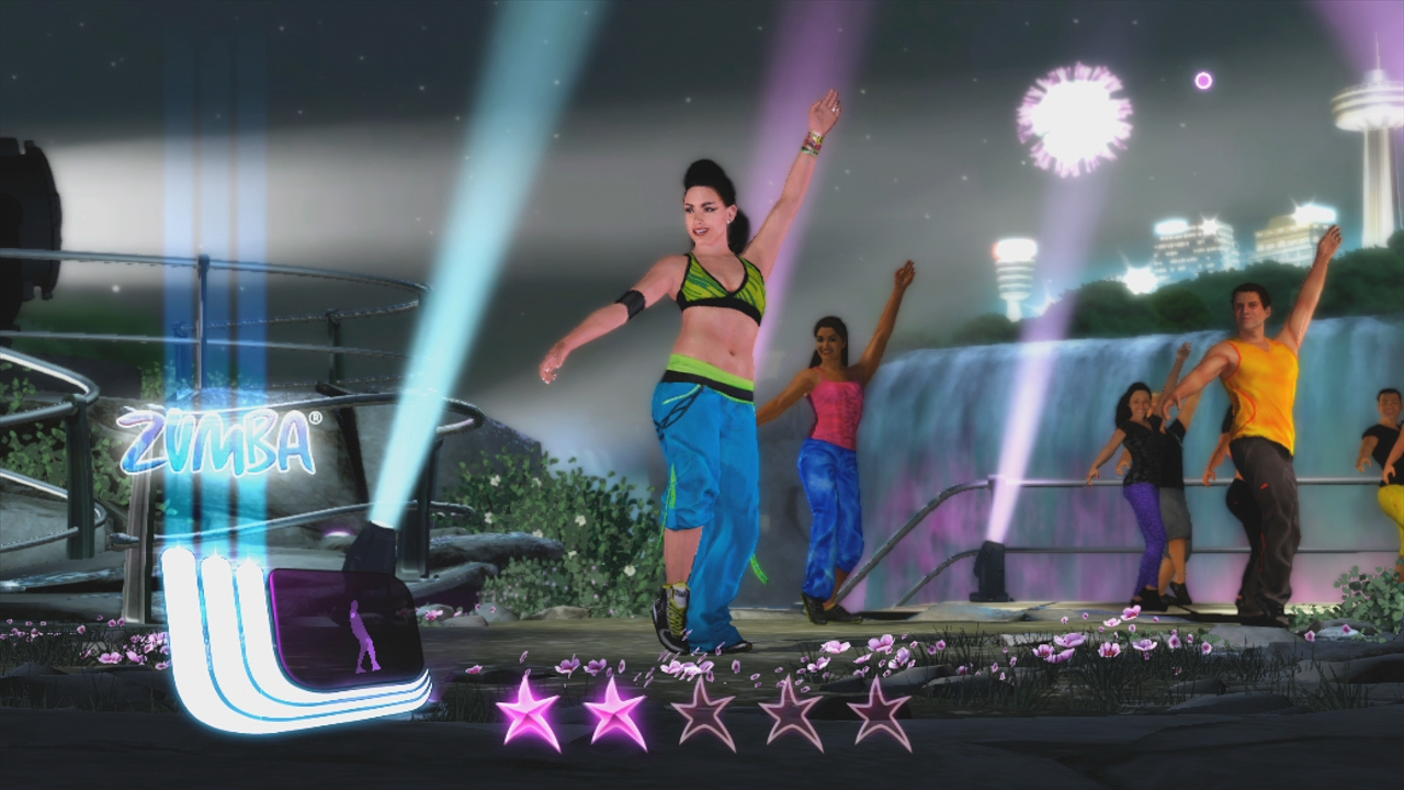 Zumba Fitness Core E3 Screenshots Tanya09