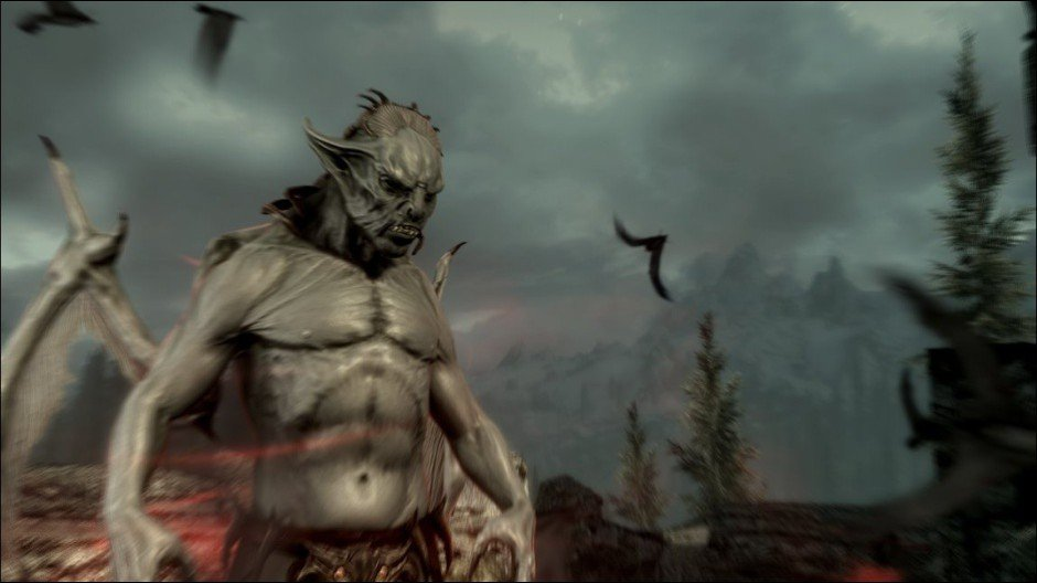 Dawnguard Screens 2