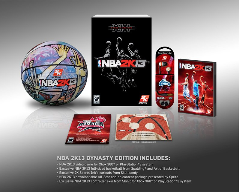 NBA2K!3 June 28th