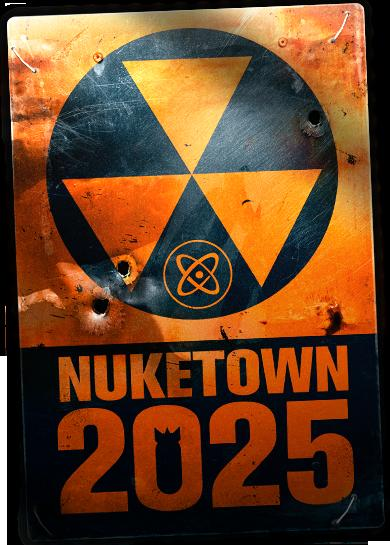 Nuketown Map