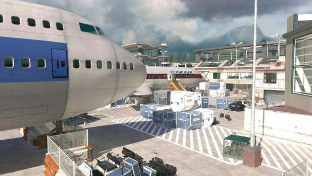 Free Map 'Terminal' Coming to Modern Warfare 3