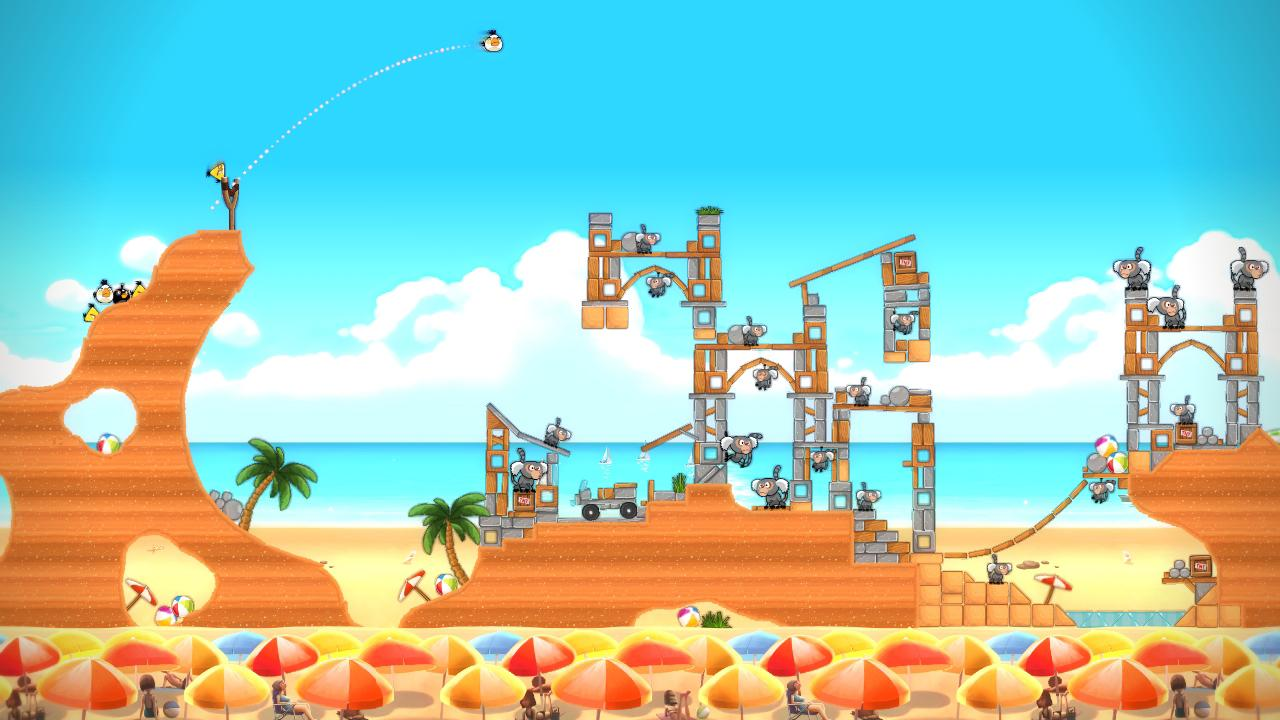 Angry Birds Screenshots 07/11/12