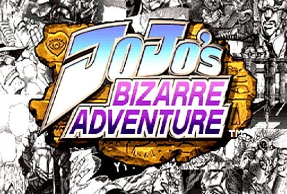 Jojo's Bizarre Adventure