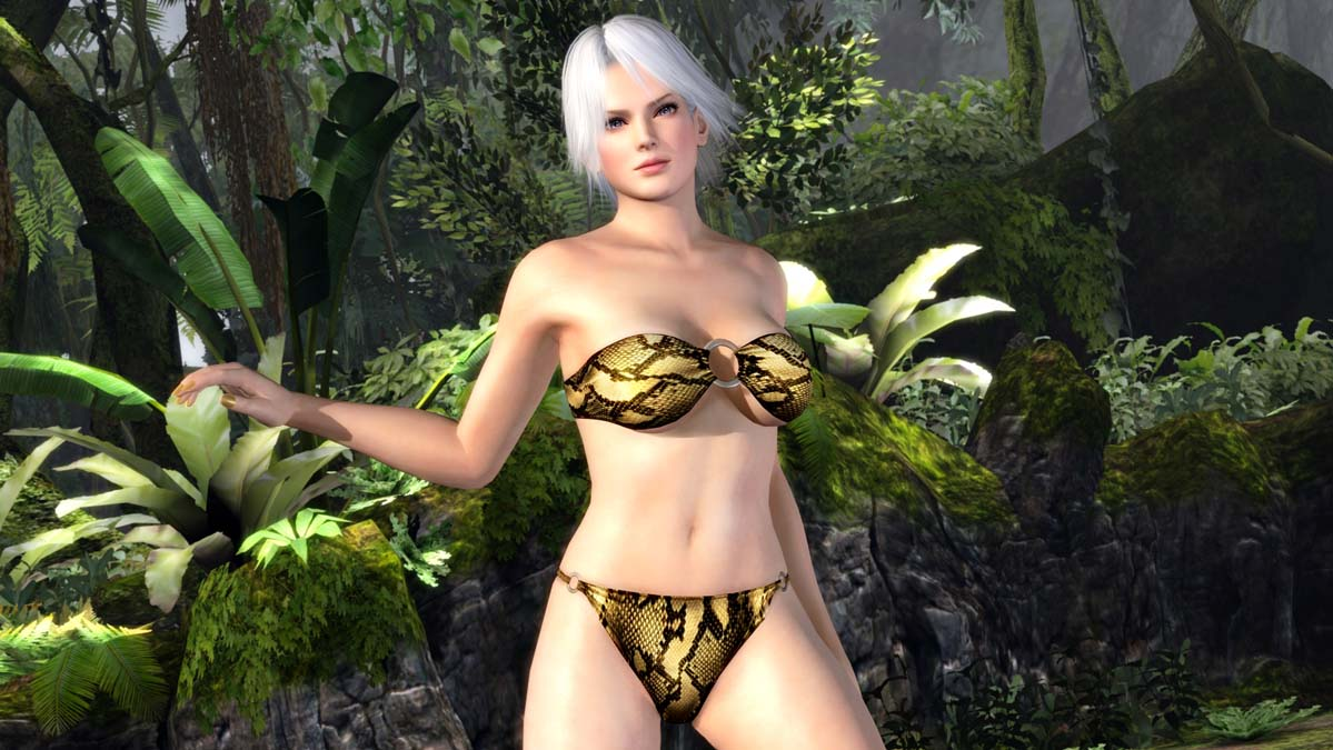 07/08/12 - Collector's Ed Swimsuit Christie