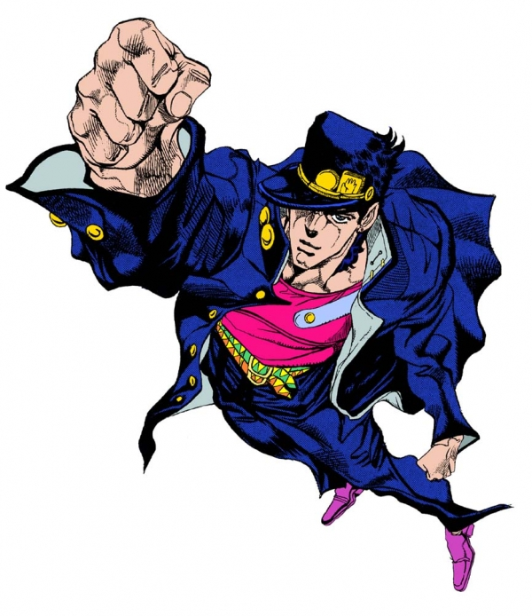 JoJo's Bizarre Adventure Screens 08/08/12