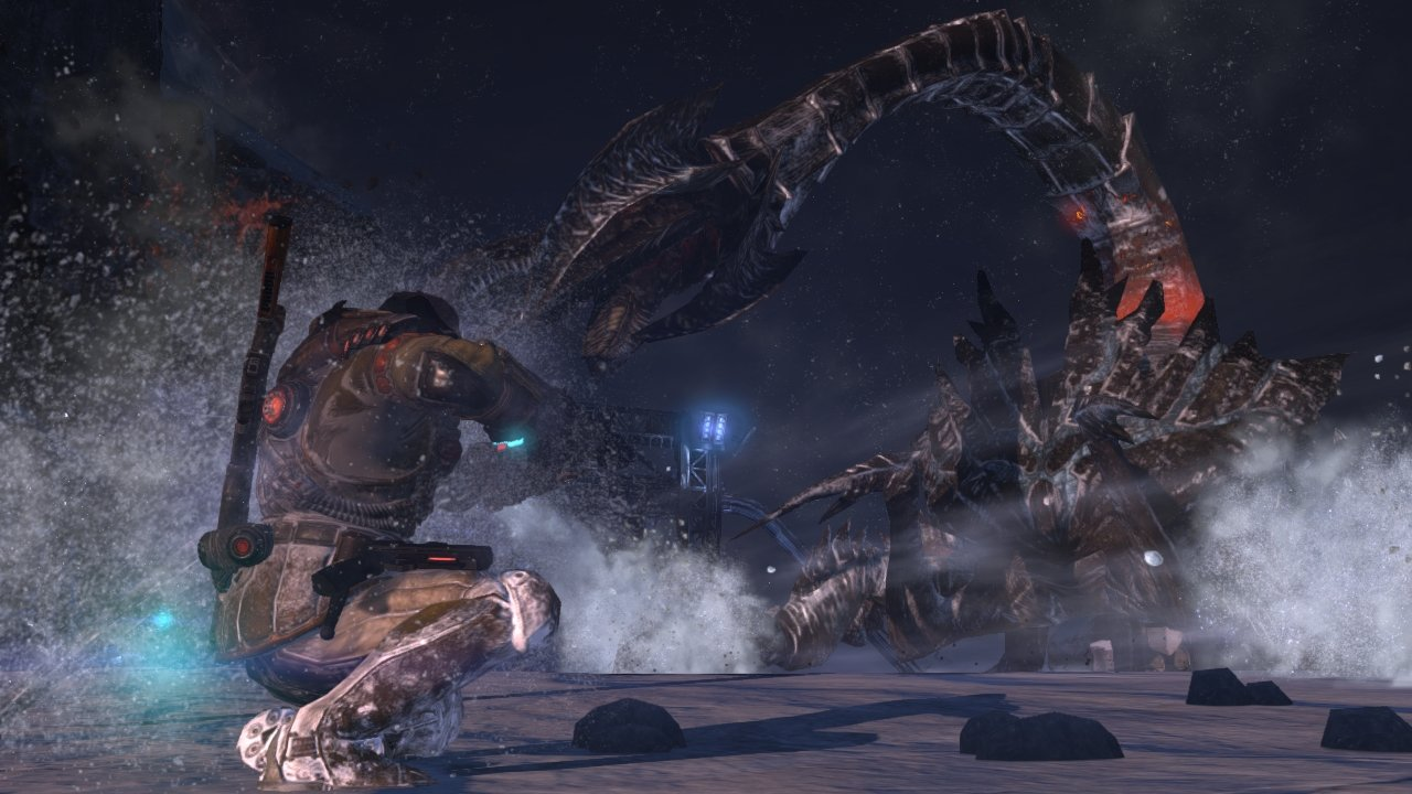 Lost Planet GamesCom Screens 1