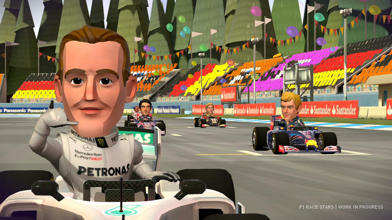 F1 Race Stars Aug 15th 1