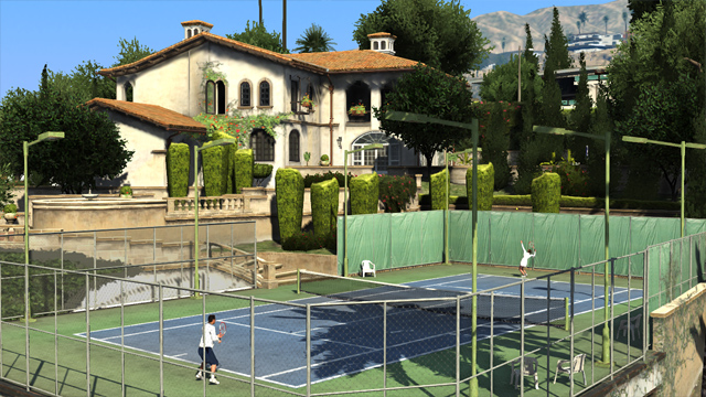 GTA V_Leisure_Tennis