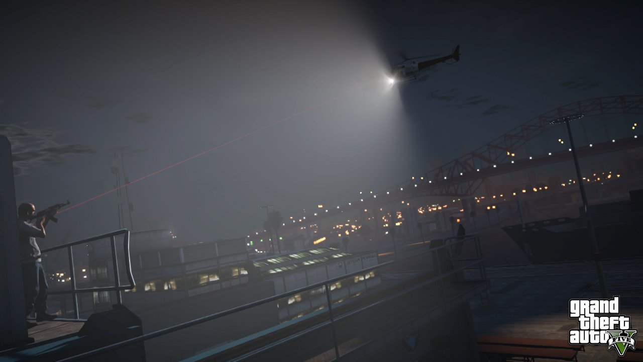 GTA V Screens 24/8/12 - 01