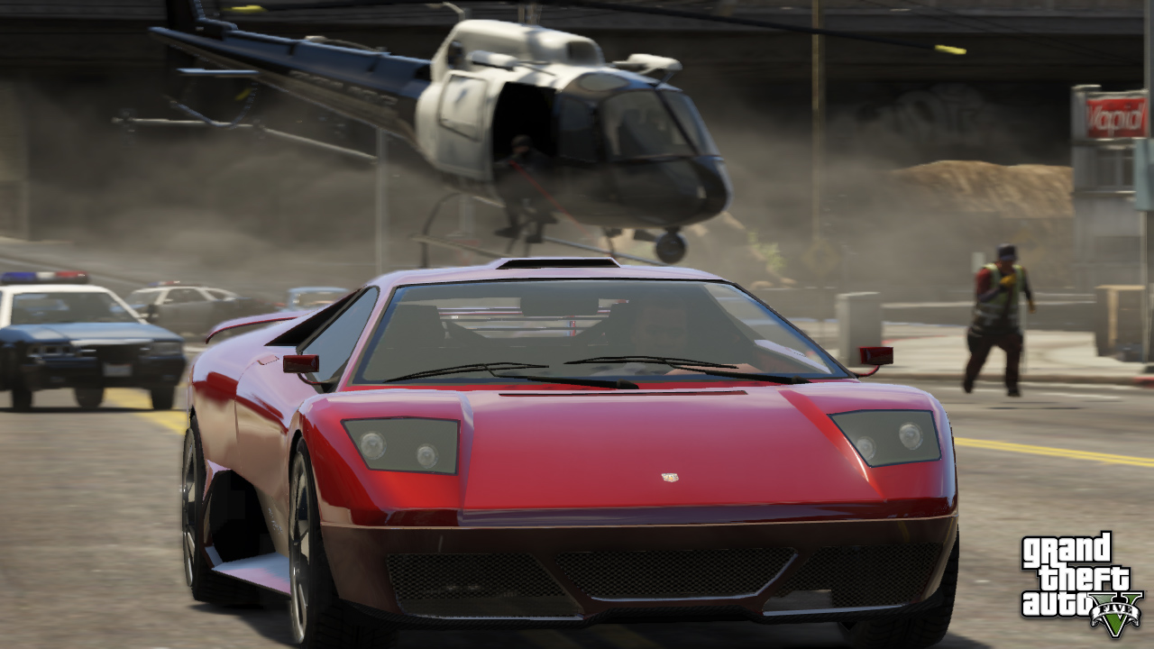 GTA V Screens 24/8/12 - 2