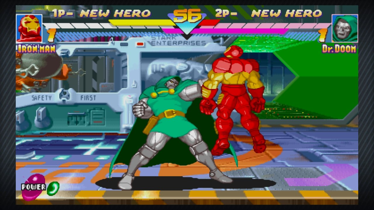 MvC Origins 30/8/2012 Screens 2