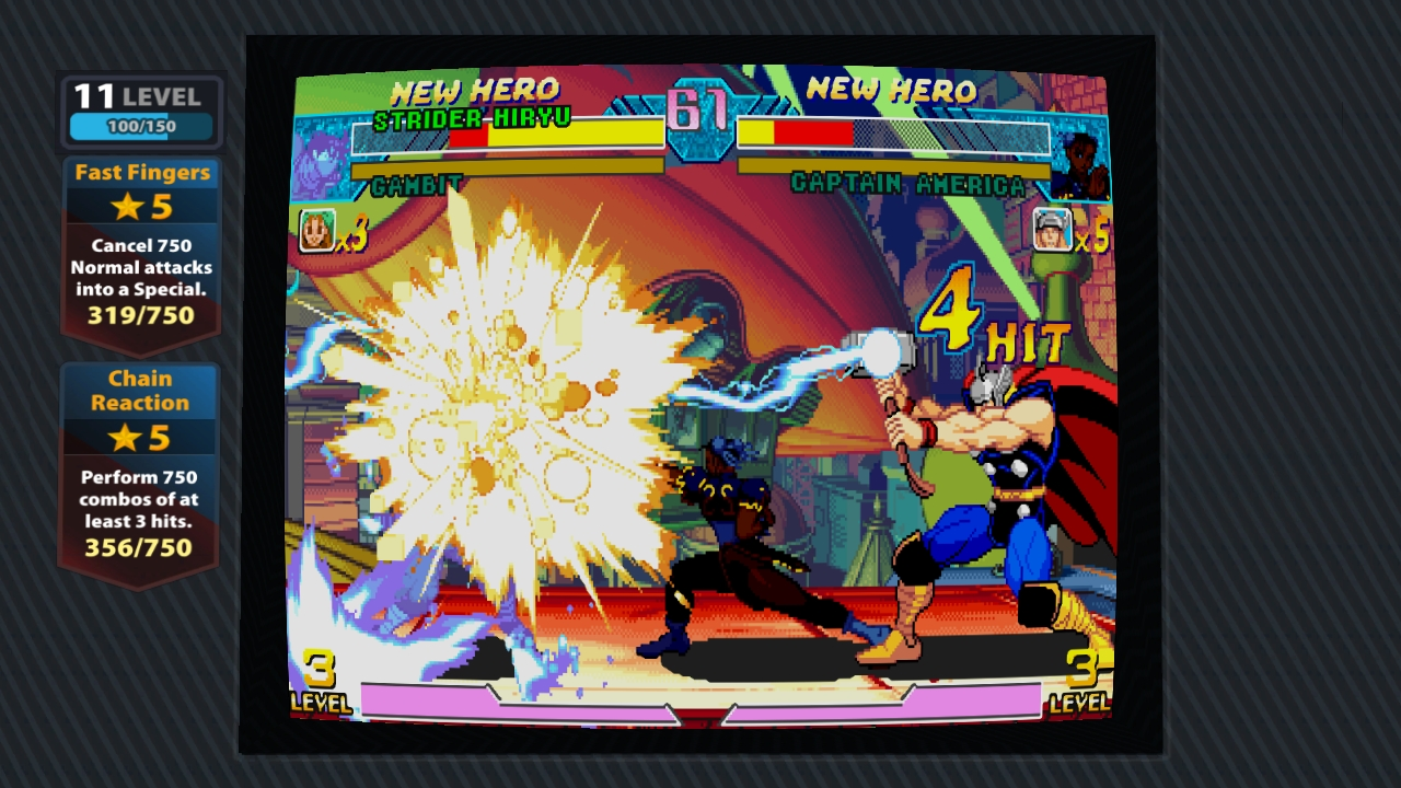 MvC Origins 30/8/2012 Screens 3