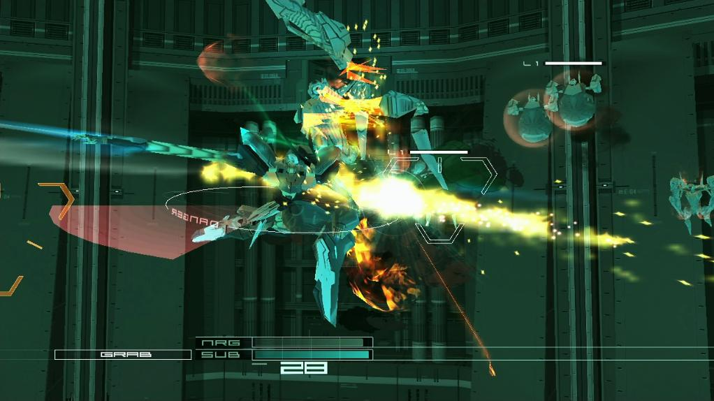 30/9/12 Zone of the Enders: The 2nd Runner 1