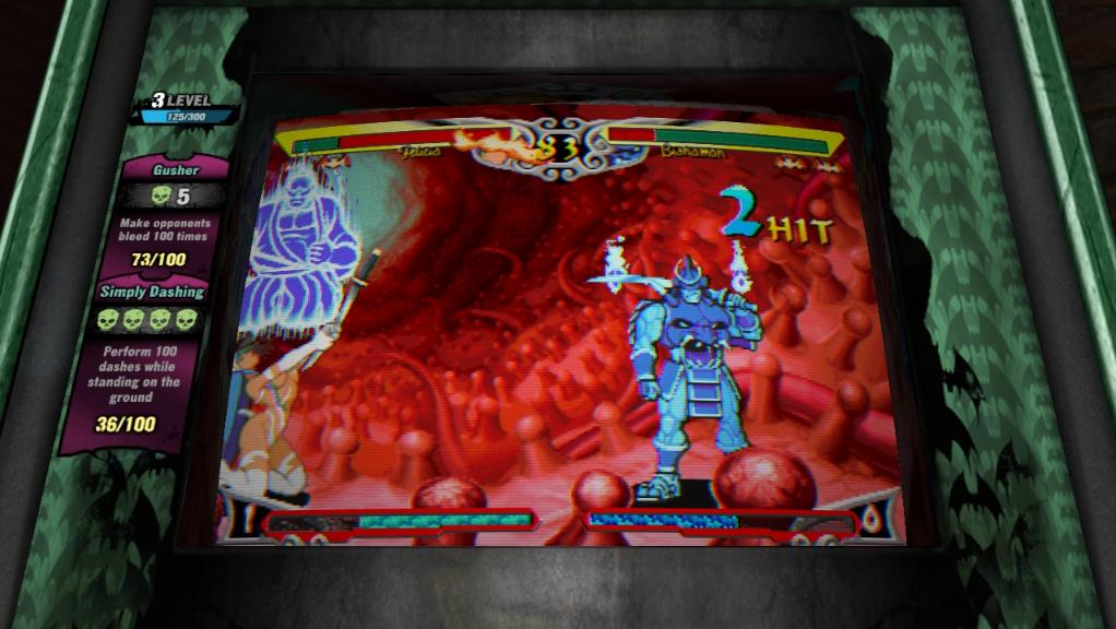 13/10/12 Darkstalkers 3 screen 2