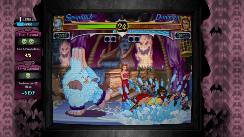 13/10/12 Night Warriors: Darkstalkers Revenge 3