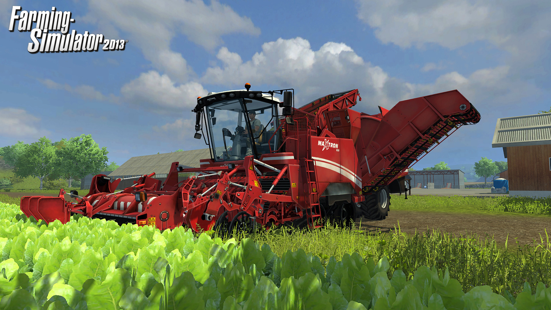 Fresh Cut Farming Simulator 2013 Screenshots