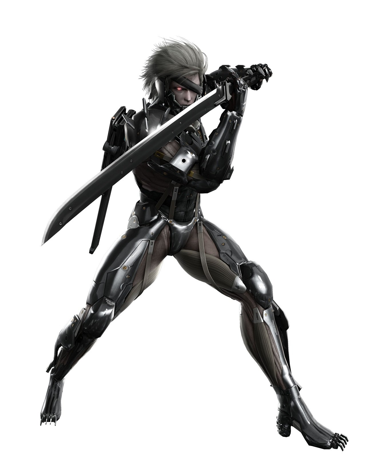 MGRR - Raiden