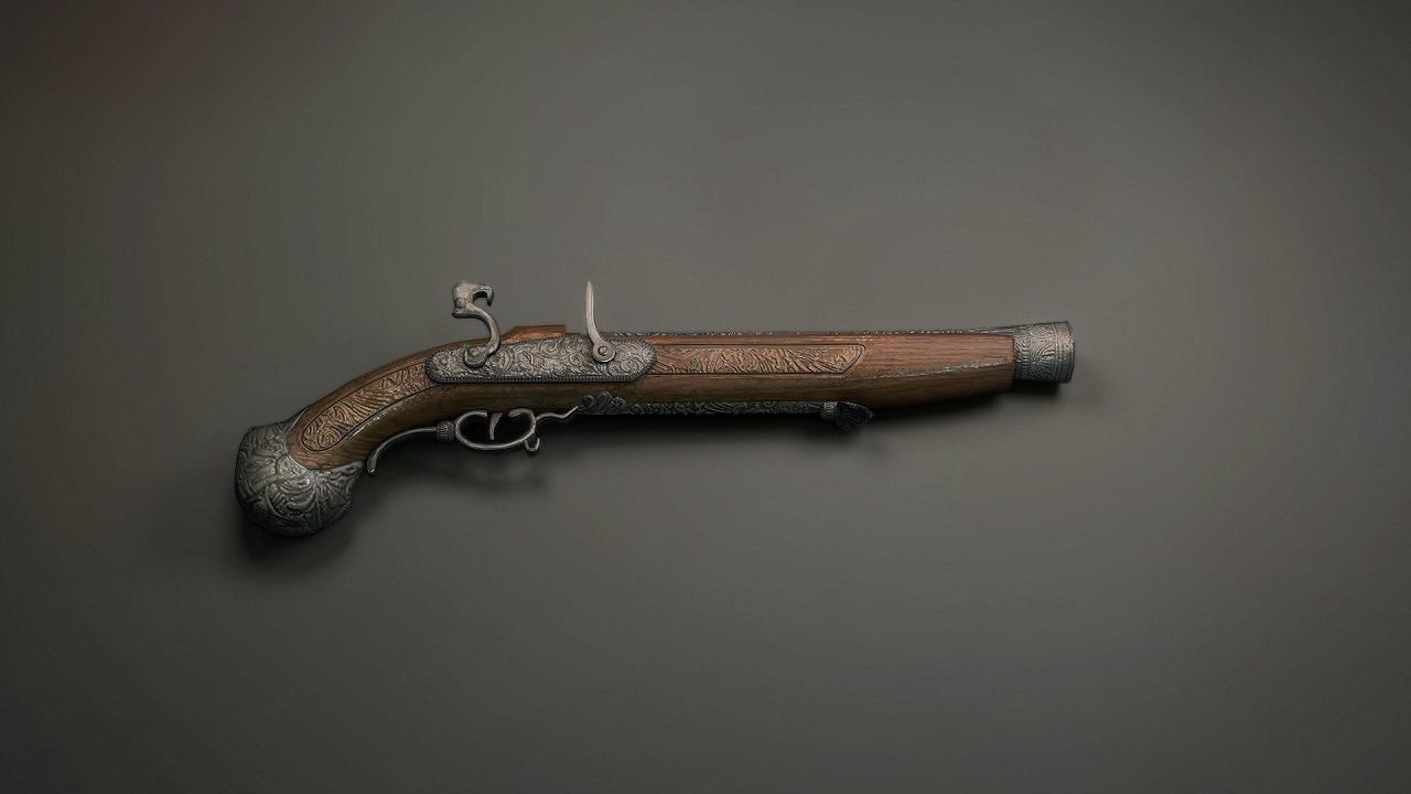 Pirate Flintlock
