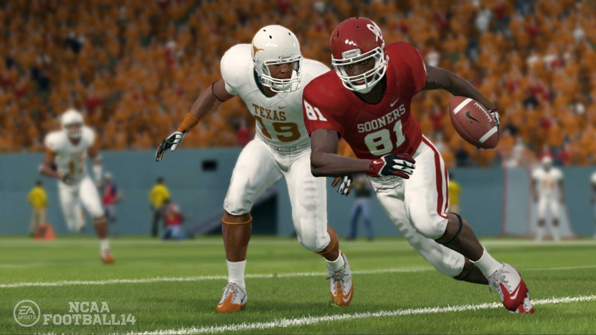 20/4/2013 - NCAA 14 - Screen 2