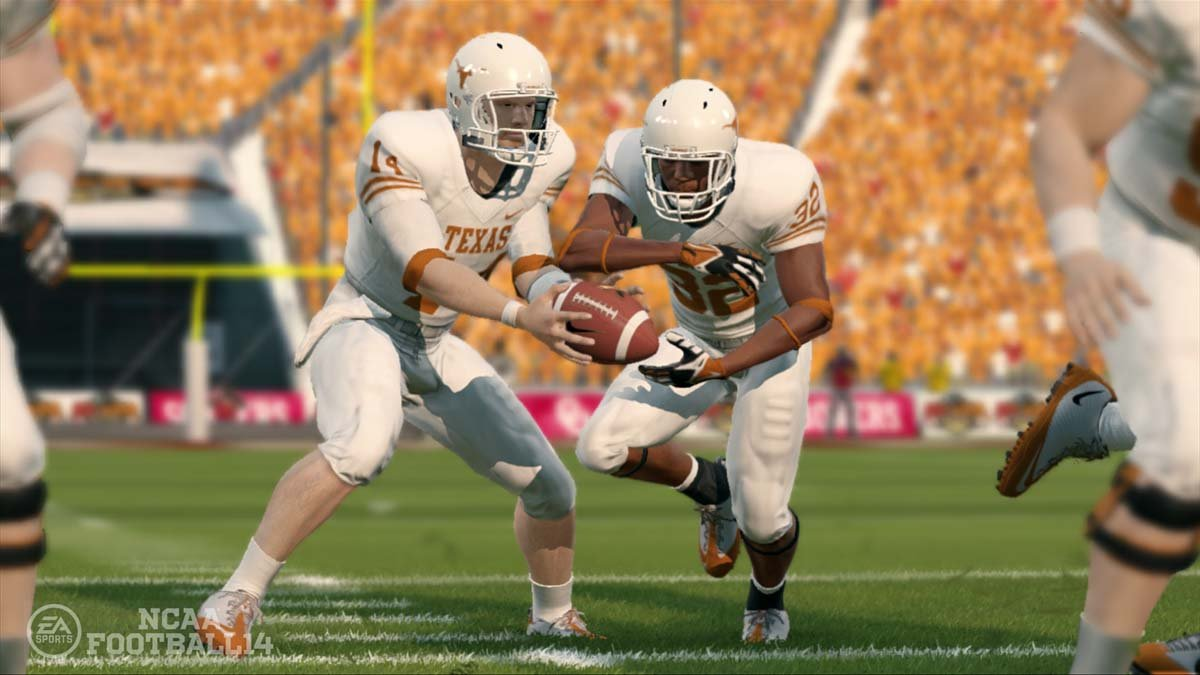 20/4/2013 - NCAA 14 - Screen 3