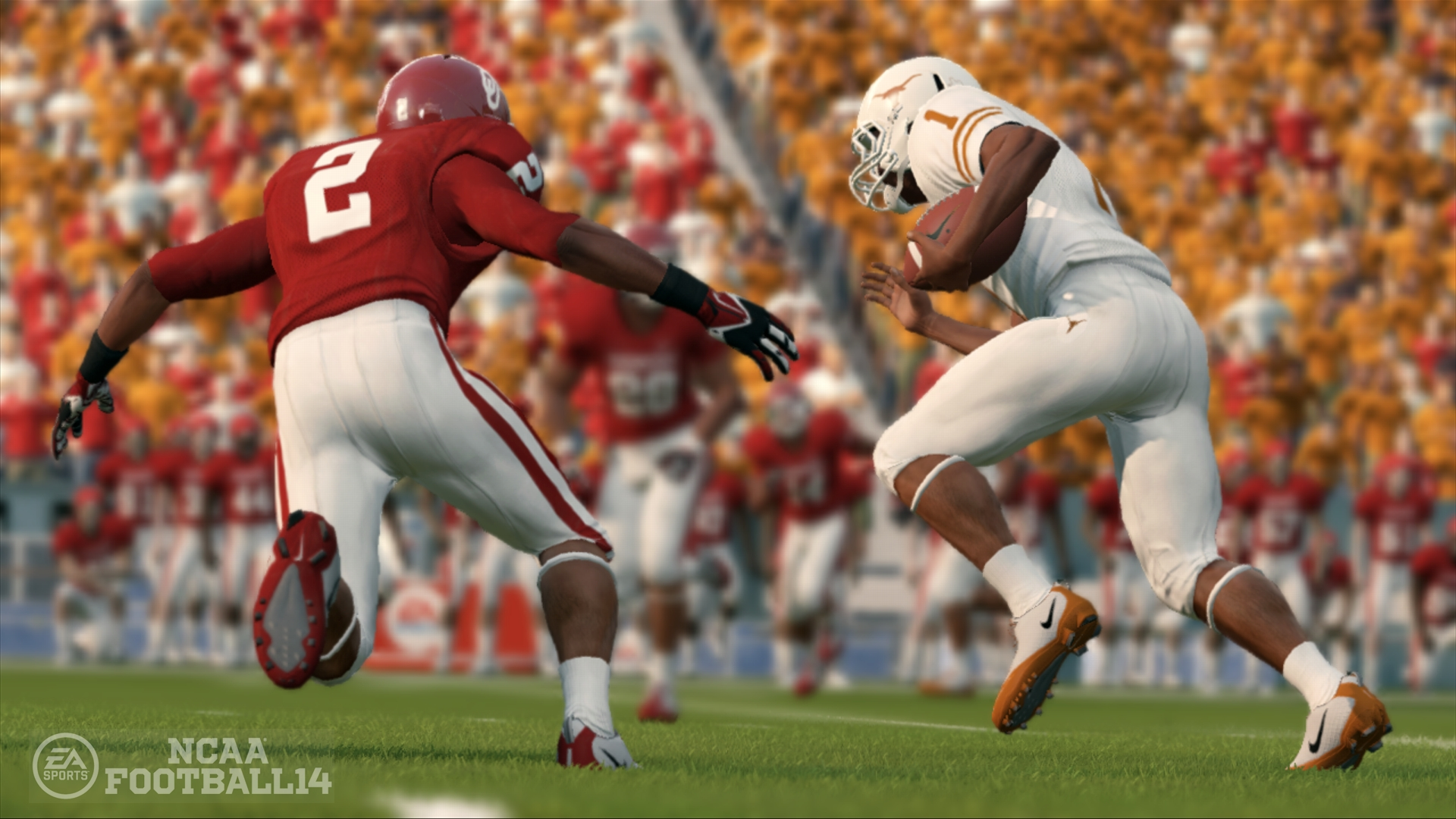 20/4/2013 - NCAA 14 - Screen 4