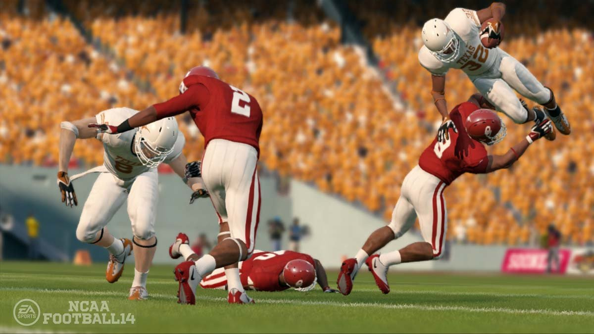 20/4/2013 - NCAA 14 - Screen 5