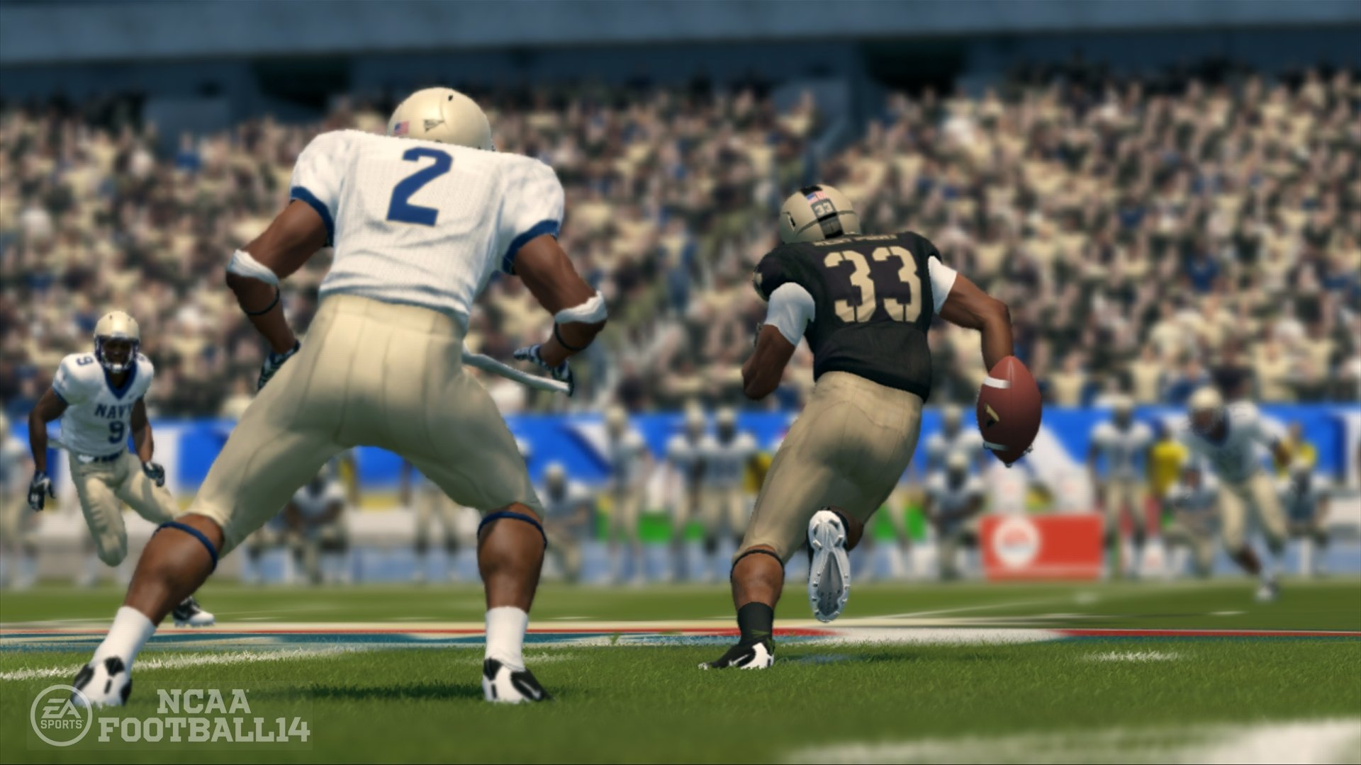 20/4/2013 - NCAA 14 - Screen 6