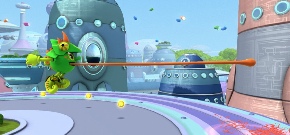 PAC-MAN and the Ghostly Adventures Screenshot 8