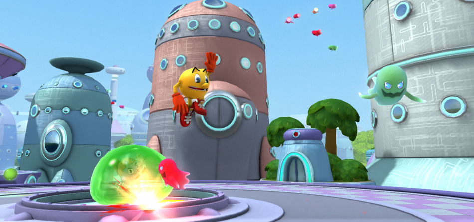 PAC-MAN and the Ghostly Adventures Screenshot 10